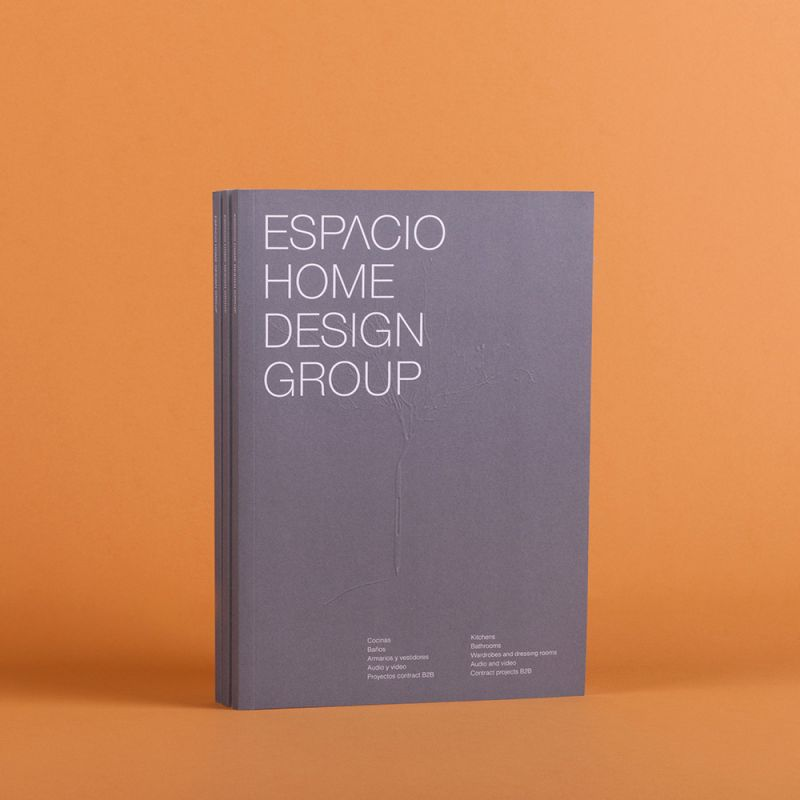 New Brochure for Espacio Home Design Group