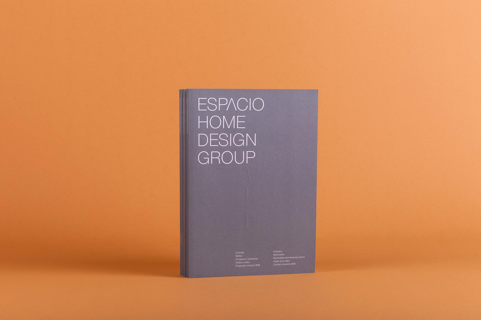 Nuevo Catálogo para Espacio Home Design Group - Enrique Presa ...