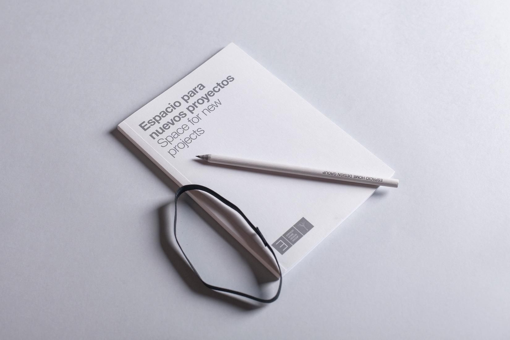 Libreta Espacio Home Design Group